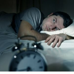 Insomnia from preworkout supplements