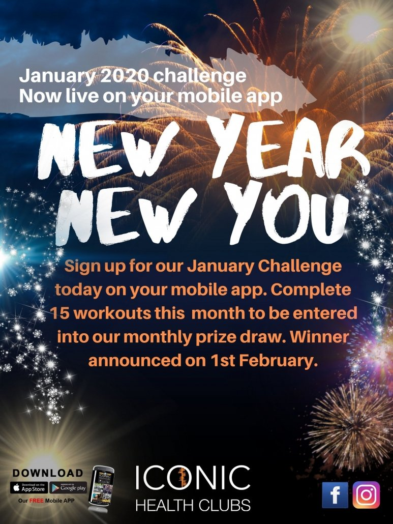 New Year Gym Challenge